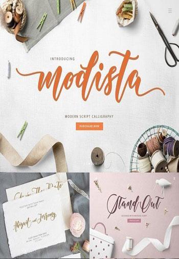 Modista-Script