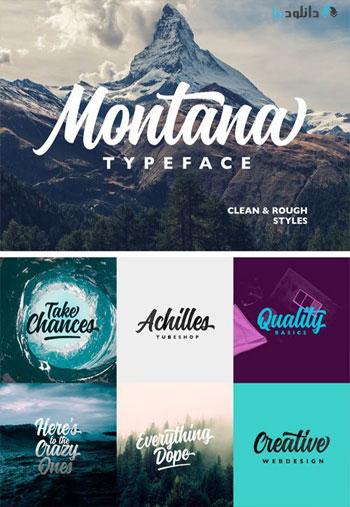Montana Font