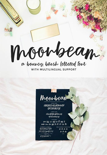 Moonbeam-Fonts-Script
