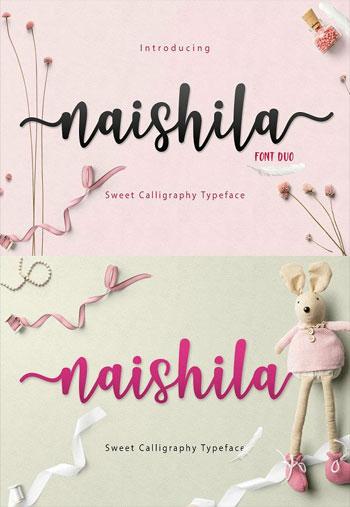 Naishila-Font-Duo
