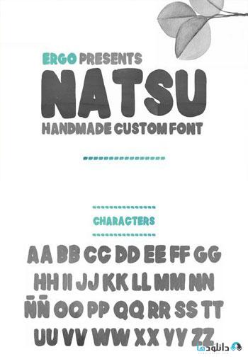 Natsu-Font