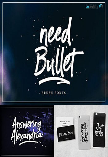 Need Bullet Font