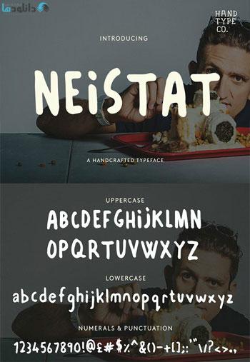 Neistat-Font