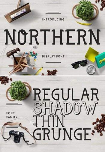 Northern-Slab-Serif-Fonts