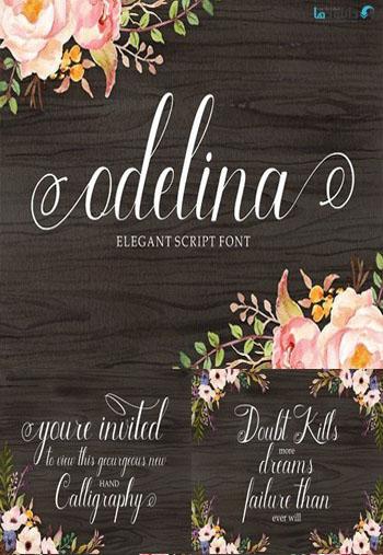 Odelina Font