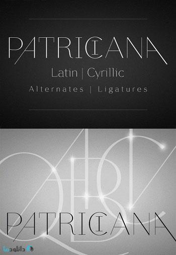 Patriciana-Font