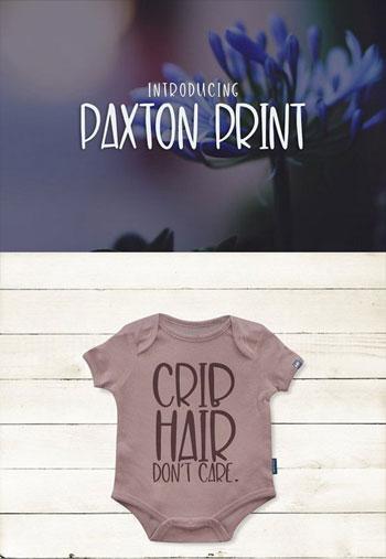 Paxton-Print