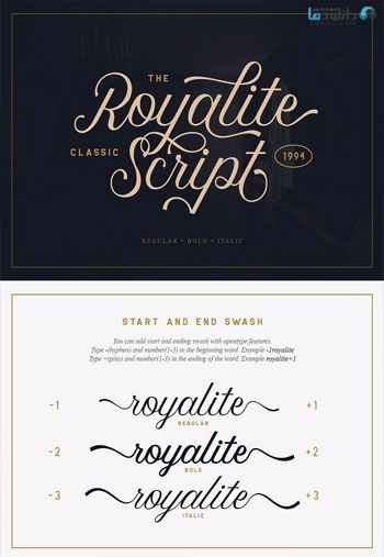 Royalite-Script