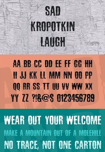 Sad-Kropotkin-Laugh-Font