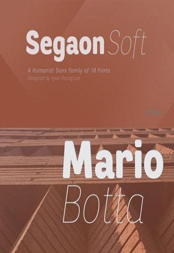 Segaon-Soft-Font-Family