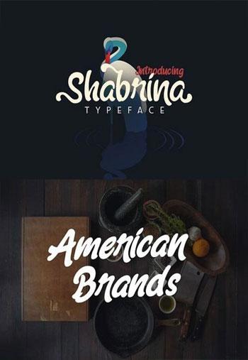Shabrina-Font-Family---Spri