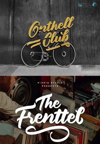 The-Frenttel-Font