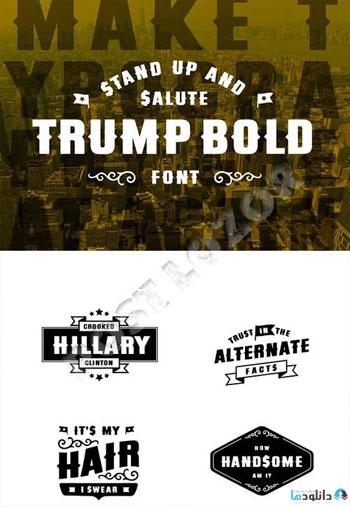 Trump-Bold-Font