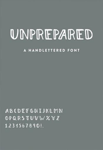 Unprepared-Hand-Lettered