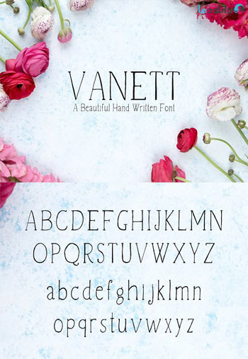 Vanett-A-Beautiful-Handwrit