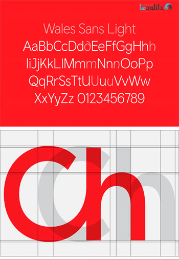 Wales Font Family