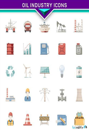 Oil-Industry-Icons