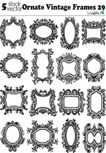 Ornate-Vintage-Frames