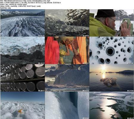 PBS.NOVA.Extreme.Ice.720p %28 دانلود مستند PBS – NOVA: Extreme Ice 2009