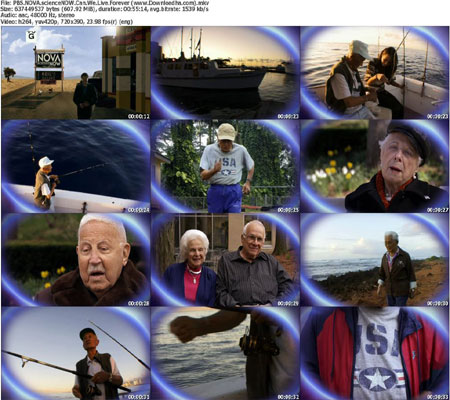 PBS.NOVA.scienceNOW.Can.We. دانلود مستند PBS – NOVA scienceNOW: Can We Live Forever? 2011