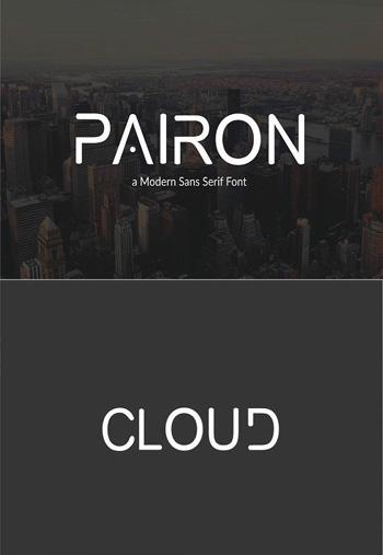 Pairon---A-Modern-Sans-Seri