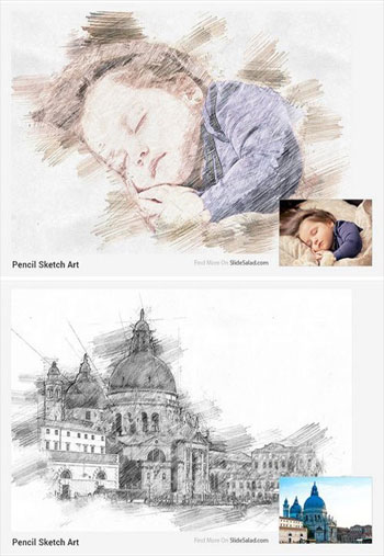 Pencil-Sketch-Art-Photoshop