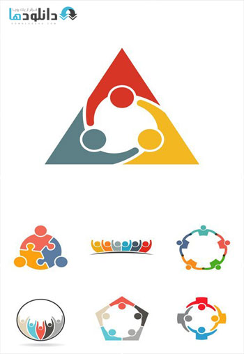 People-Family-Logos-Icon