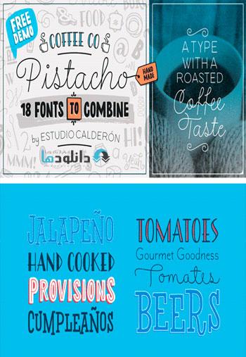 Pistacho-Font-Family