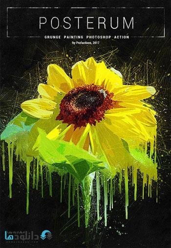 Posterum-Grunge-Painting