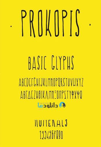 Prokopis-The-Font