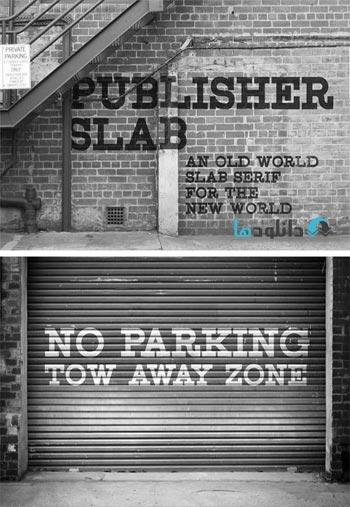 Publisher-Slab-Serif