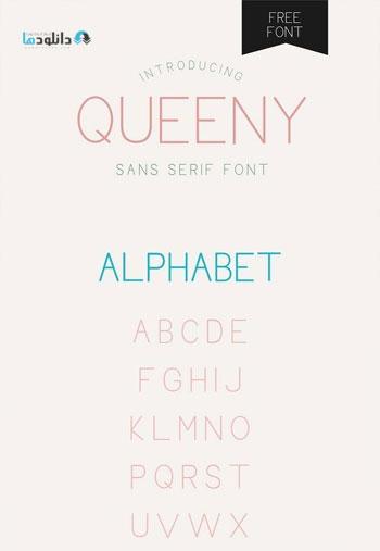 Queeny-Font