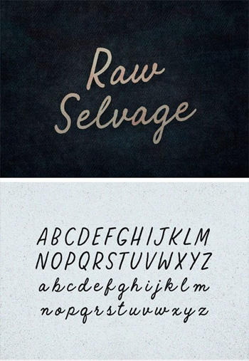 Raw-Selvage