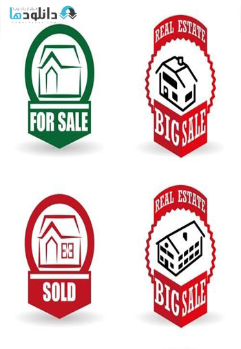 Real-Estate-Design-Home-Icons