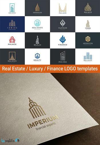 Real-Estate-Luxury-Finance-Logos