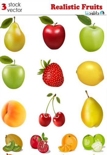 Realistic-Fruits
