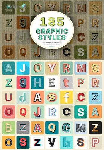 Retro-Typography-Graphic