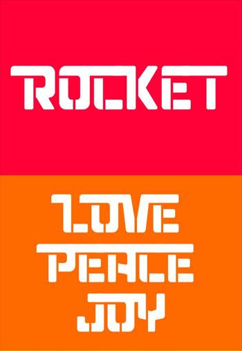 Rocket-Font