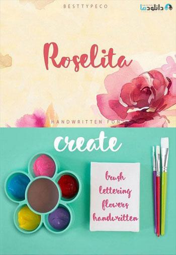 Roselita-Font