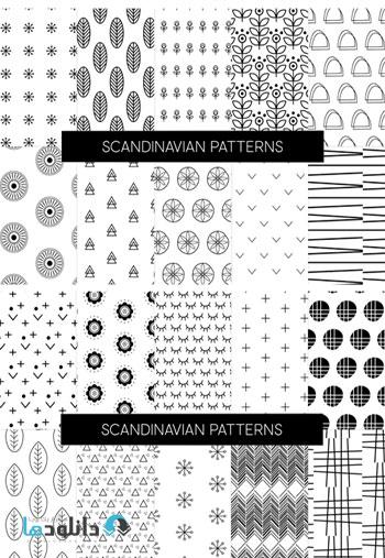 Scandinavian-Pattern-Bundle
