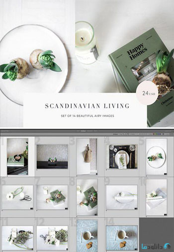 Scandinavian-living-styled