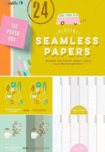 Seamless-paper-texture