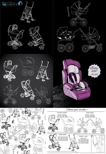 Set-baby-seat-for-car