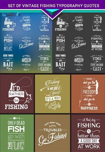Set-of-vintage-fishing-typo