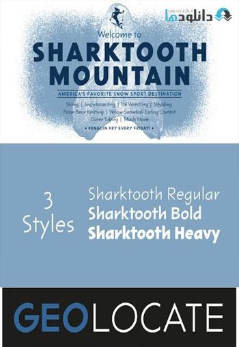 Sharktooth-Font-Family-Font
