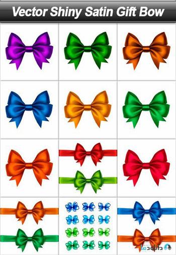 Shiny-Satin-Gift-Bow