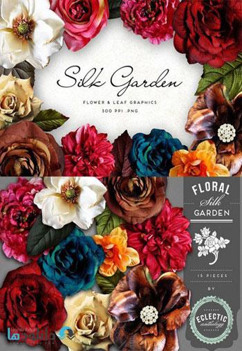 Silk-Flower-Garden-Graphics