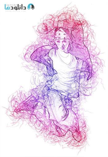 Sketch-Photo-Effect