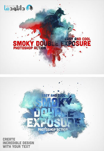 Smoky-Double-Exposure