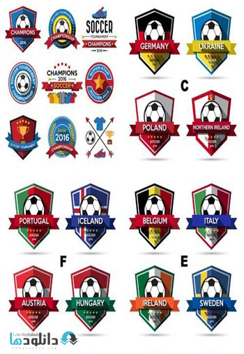 Soccer-set-labels-logos-Ico